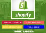 Thinktanker - top shopify development company india