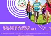 Kindergarten international school nelamangala