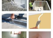 Waterproofing solutions for terrace roof ceiling