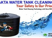 Akta water tank cleaning service  delhi-ncr