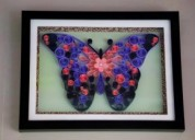Innovative gifts for home decor abstract butterfly