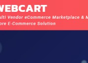 Web-cart shopping software solution