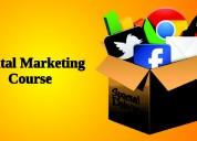 Best digital marketing courses and institutes in a