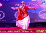 Best bharatnatyam classes | get one free demo cla