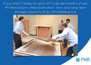 Store your household & corporate possessions, with