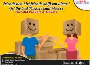 Packers and movers service ganesh nagar
