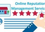 Online reputation management services: orm service