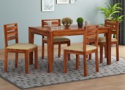 Buy and enjoy upto 55% off on dining table 4 seate