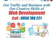 Make professional website development services