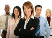 Office staff required in an iso certified firm