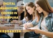 Digital marketing course in pitampura - idm