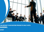 Pmp certification/ get pmp live online training