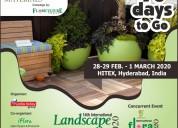 International landscape & gardening expo 2020