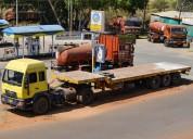 National trailer truck transportation services