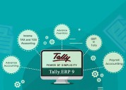 Join best tally erp 9  training course in gurgaon