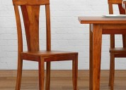 buy dining chairs online in india at low price