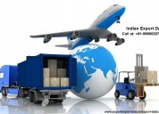 Find comprehensive indian export data