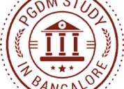 Top pgdm colleges in bangalore   pgdm admission in