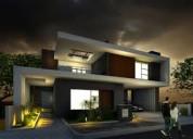 Gated community villas in ganapathy