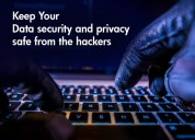 Keep your data security safe from the hakers