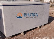 Makrana white marble supplier  bhutra marble & gra