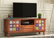 Get best deal on tv cabinets at woodenstreet