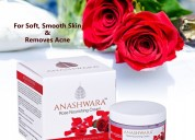 Rose nourishing cream for soft and smooth skin and