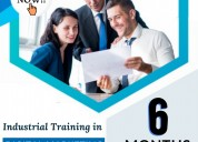 Join industrial training programme with ctcdc