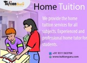 Get best home tuition teachers | home tutors