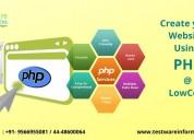 Php services - testware informatics