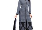 Designer women clothing long lehenga-top-dresses s