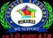 Charlie academy delhi
