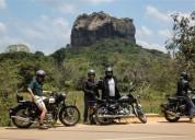 Motorbike tour sri lanka