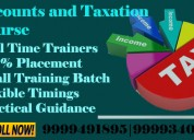 Join taxation training course by expert ca