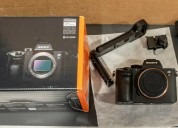 Sony alpha a7r iii mirrorless 42mp digital camera