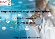 Healthcare website design and developmentcompany1