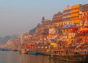 Plan a trip to varanasi for a spiritual experience