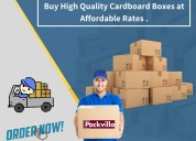 Packaging boxes online