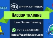 Big data hadoop training online