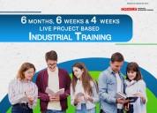 Industry based 6 weeks industrial training | kvch
