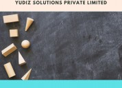 Yudiz solutions private limited   an ideal it solu