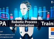 Robotic process automation training in pune