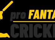 Profantasycricket   fantasy cricket tips   dream11 predictions