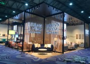India's best exhibition stall design & build compa
