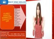 Online class 2  digital signature provider