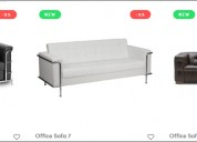 Modular office furniture in noida