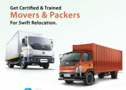 Hire professional movers & packers