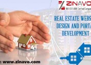 Real estate website design & development company
