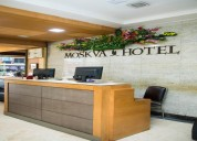 Grand 3 star hotel with good offer- moskva hotel