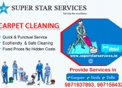 Need for carpet cleaning services in noida